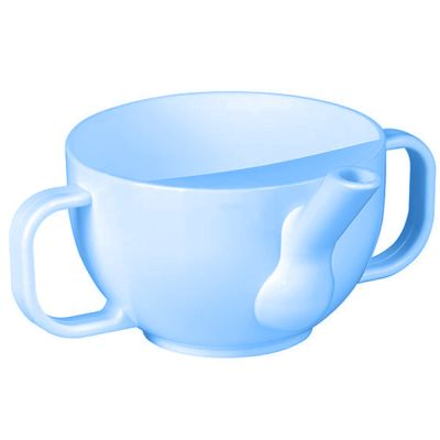 Symbol image, cup with two handles